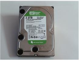 HDD WD 2Tb Caviar Green WD20EZRX Sata3