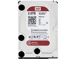 HDD WD Caviar Red 2TB SATA3  WD20EFRX